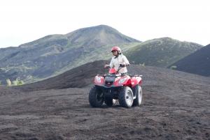 Mount Batur Quad Bike Tour and Natural Hot Springs