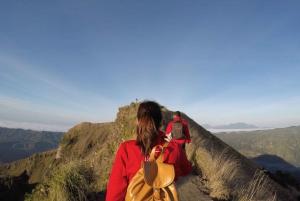 Mount Batur Sunrise Hike and Hidden Waterfall