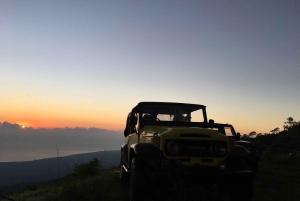 Mount Batur Sunrise Jeep Adventure with Breakfast