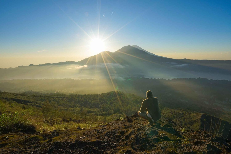Mount Batur Sunset Trek with Mini Picnic Atop