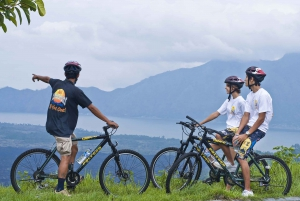 Mountain Bike Tour and River Rafting with Lunch