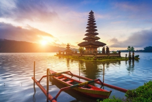 North Bali: Sekumpul Waterfalls and Ulun Danu Temple Tour