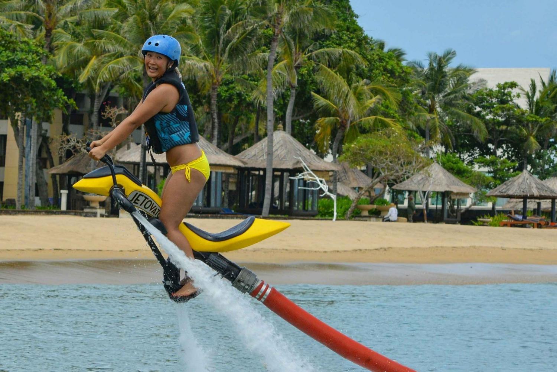 Nusa Dua Beach Jetovator Experience