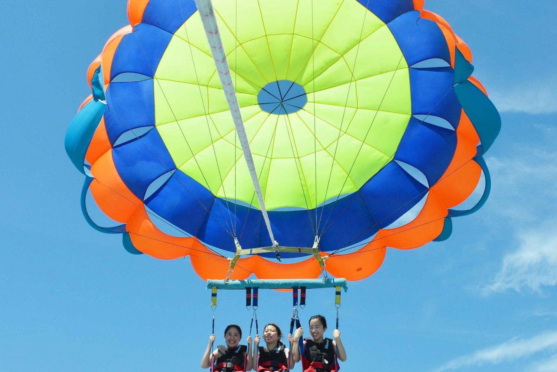 Parasailing and Jet Ski Adventure