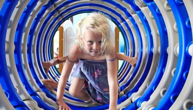 Peek A Boo Playground