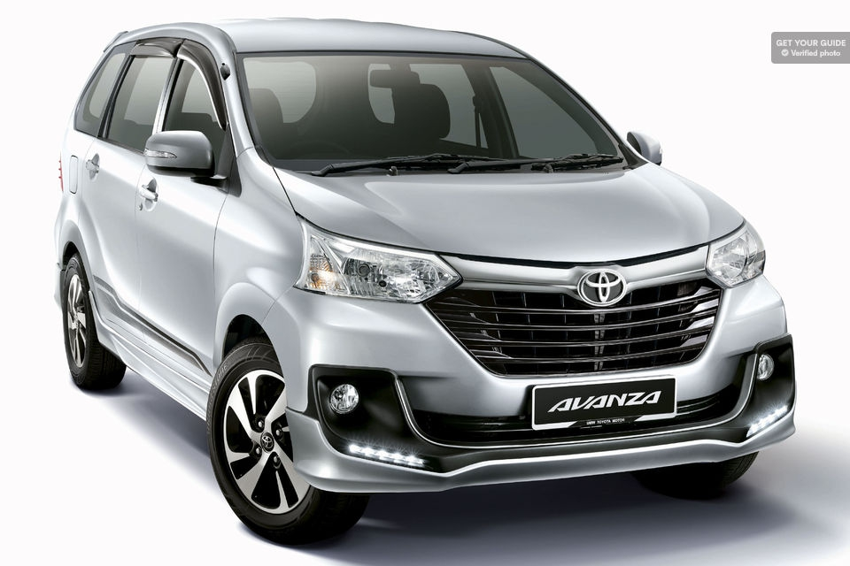 Private Car or Minibus Charter With Driver
