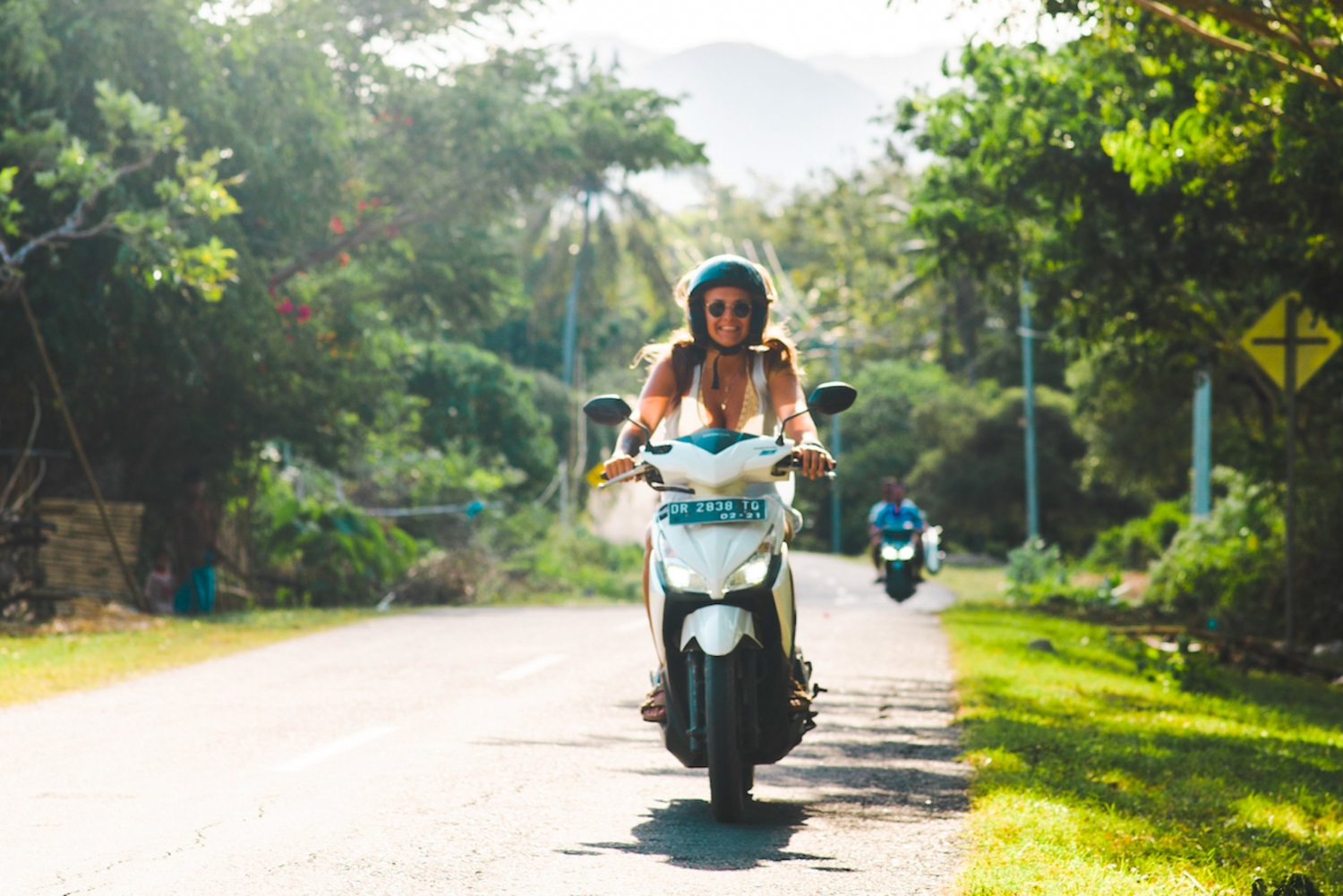 Scooter or Motorbike Rental with Delivery