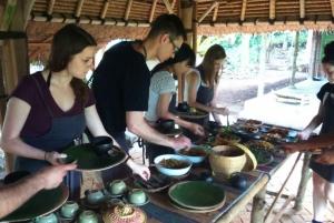 Sidemen: Firewood Cooking Class & Organic Farm Tour