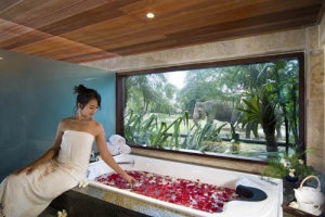 Spa at Elephant Safari Lodge