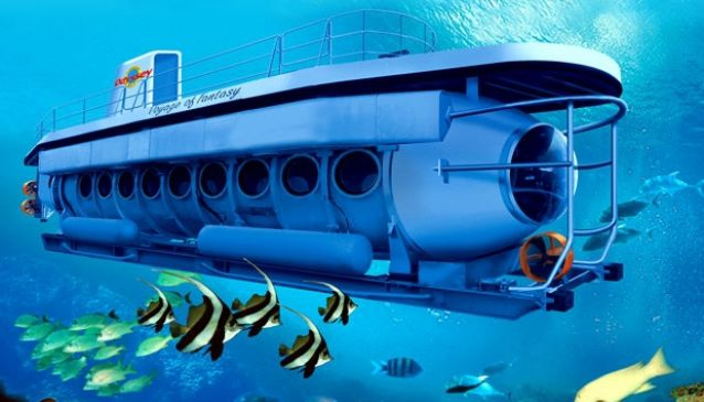Submarine Safaris Bali Ltd