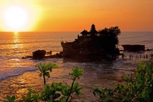 Taman Ayun and Tanah Lot Temple Sunset Tour