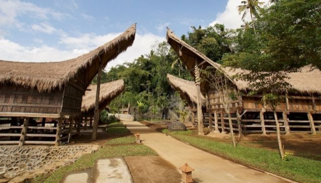 Taman Nusa Cultural Park