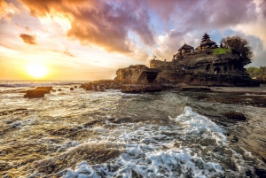 Tanah Lot Temple Guided Sunset Tour