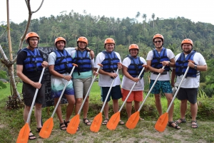 Telaga Waja River: Rafting Expedition with Buffet Lunch