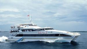 The Bali Hai Reef Cruise to Nusa Lembongan Island.