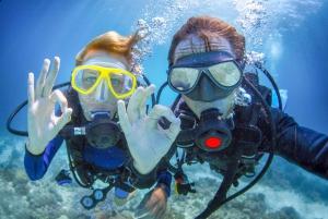Tulamben Bay Beginner's Dive Experience