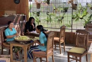 Ubud: 3-Hour Batik Making Class