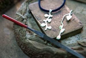 Ubud: 3-Hour Silver Jewelry Making Class