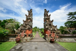 Ubud and Tanah Lot Guided Private Tour in German