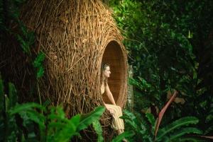 Ubud: Jungle Trampoline, Swing & Luwak Coffee with Transfer