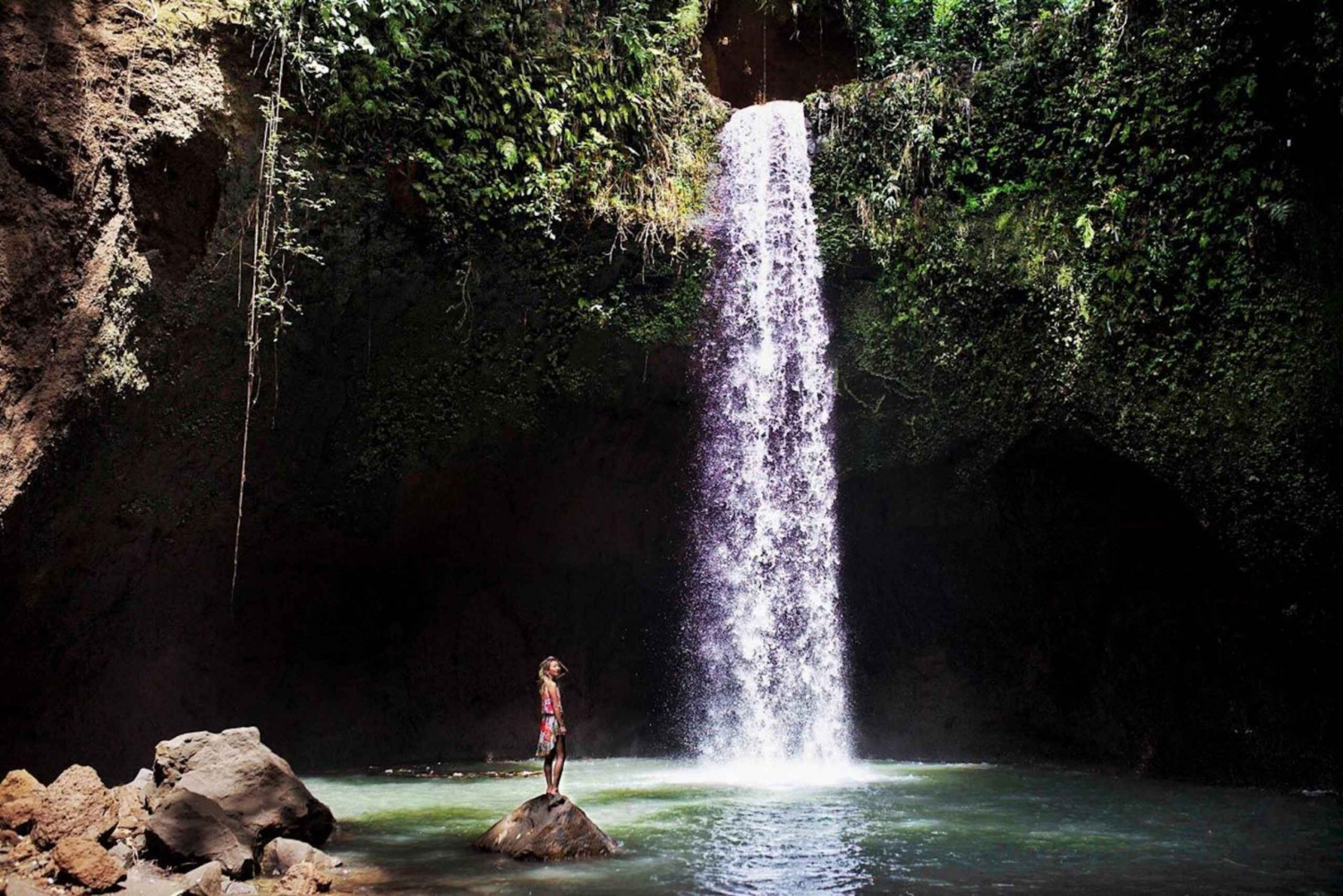 Ubud: Spectacular Waterfalls Tour