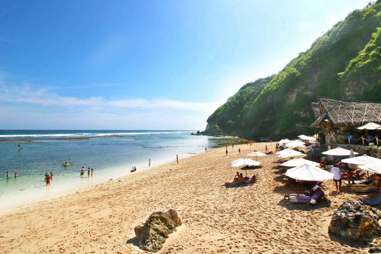 Uluwatu: Beach Club and Cliffside Bars Hopping