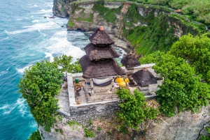 Uluwatu: GWK Cultural Park, Beaches & Uluwatu Temple Tour
