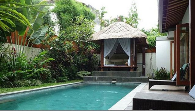 Villa Mangga Hijau