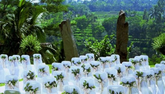 Weddings at Alila Ubud