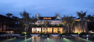 Our main villa