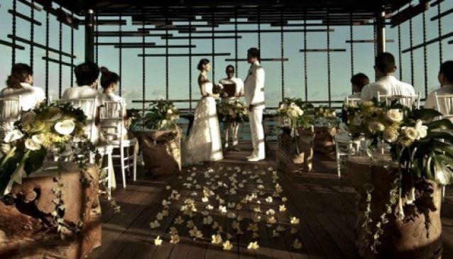 Weddings at Alila Villas Uluwatu