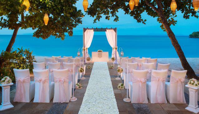 Weddings at The Laguna Bali