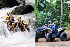 White Water Rafting and Jungle Buggies Adventure Tour