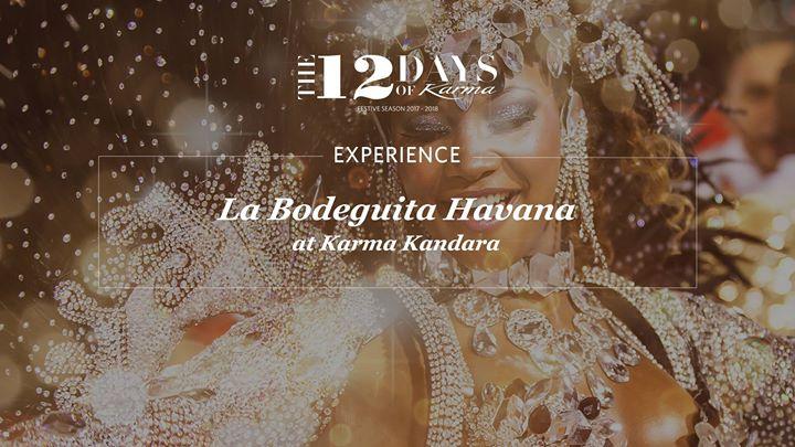 12 Days of Karma - La Bodeguita Havana