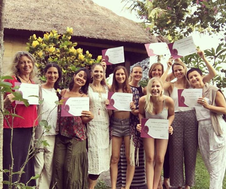 200 Hour Intensive Yoga Pranala Teacher Training in Ubud, 2018