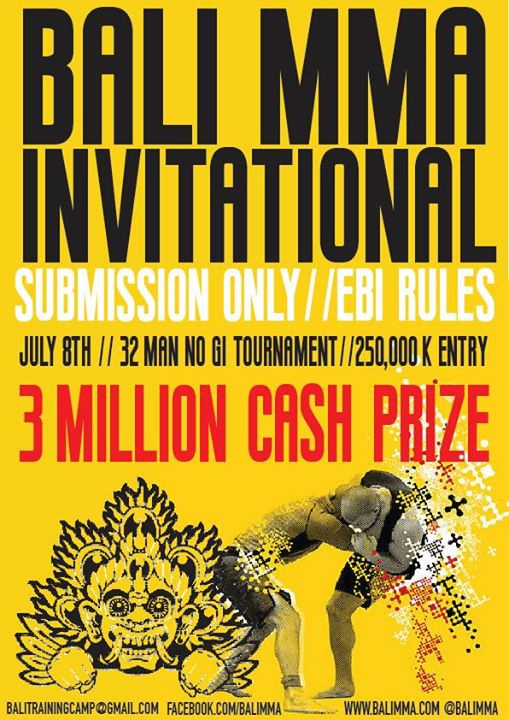 Bali MMA Invitational