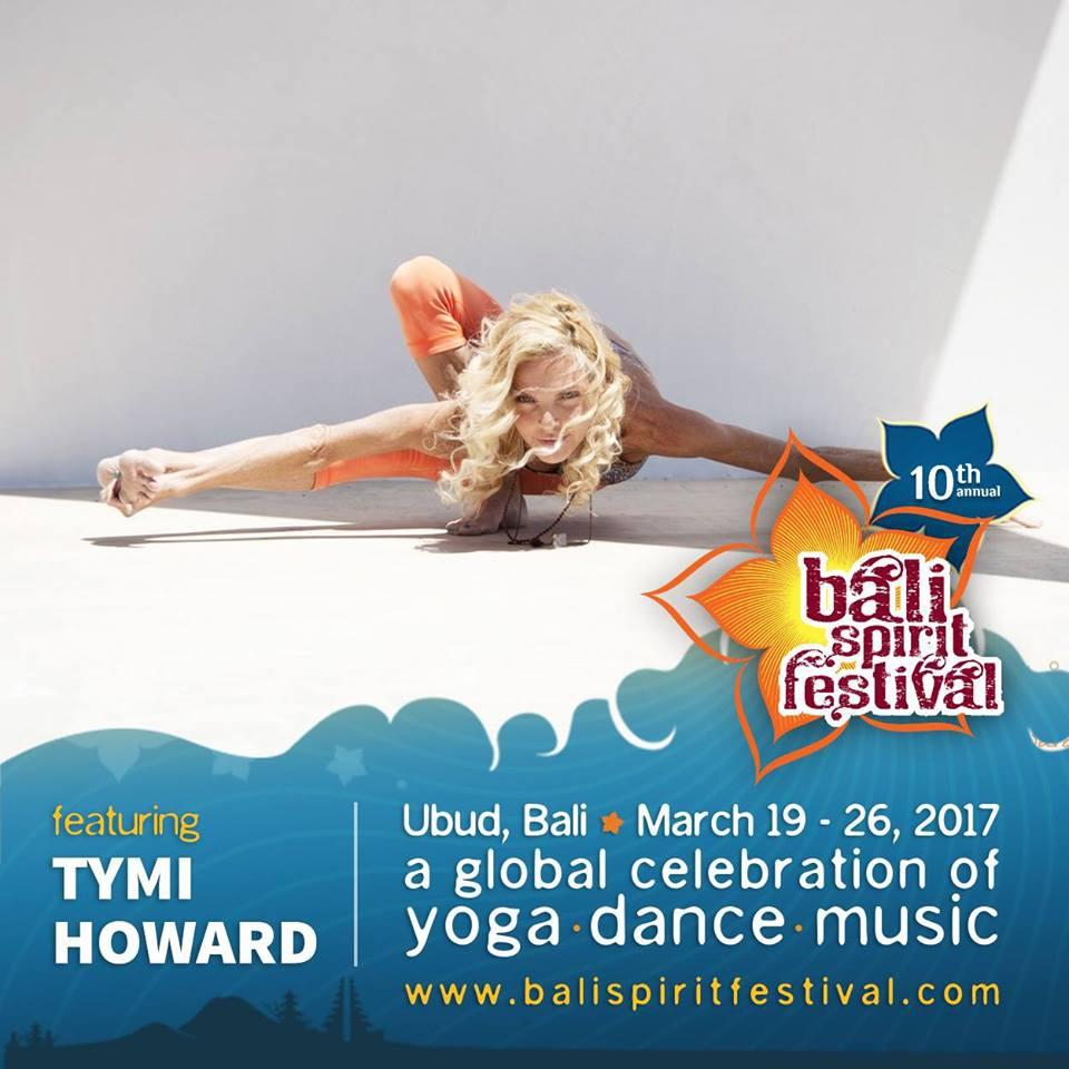 BaliSpirit Festival 2017