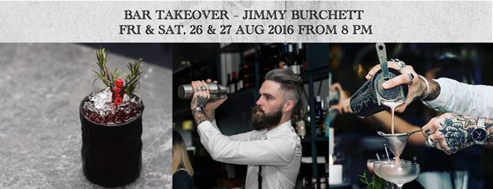 Bar Takeover by Jimmy Burchett