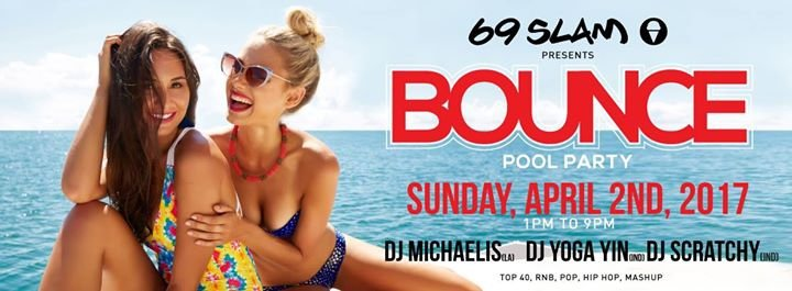 Bounce Pool Party