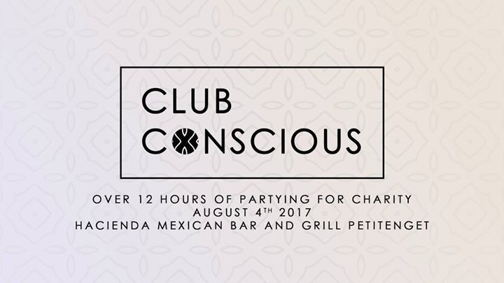 Club Conscious - 12 hour Charity Party
