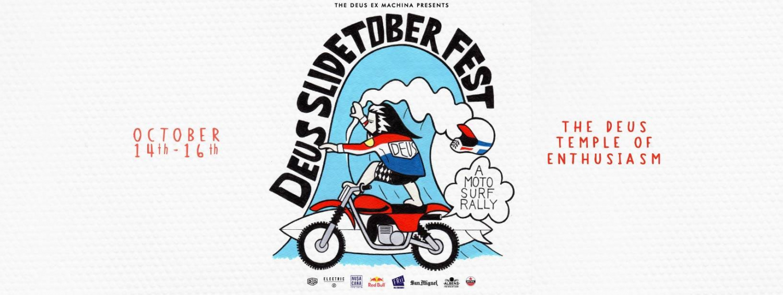 Deus Slidetoberfest 2016