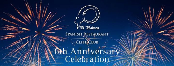 El Kabron 6th Anniversary Celebration - Wednesday 14th June