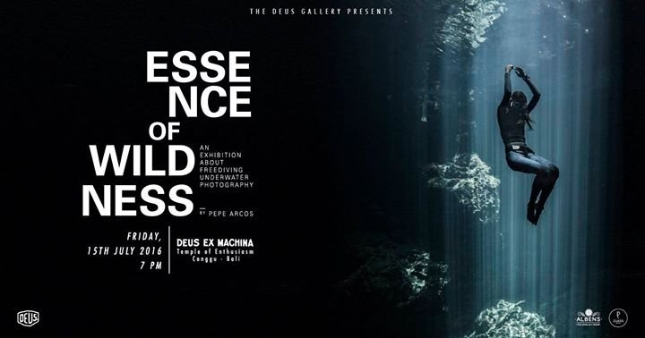 Essence of Wildness - an exhibition by Pepe Arcos