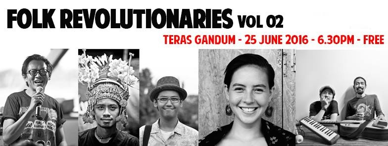 Folk Revolutionaries vol. 02