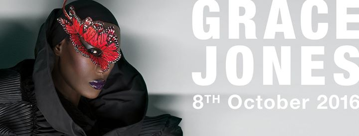 Grace Jones Live in Bali