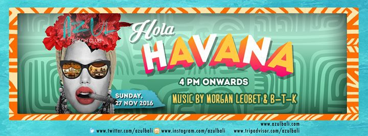 Hola Havana!