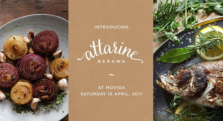 Introducing Attarine Bali at MoVida