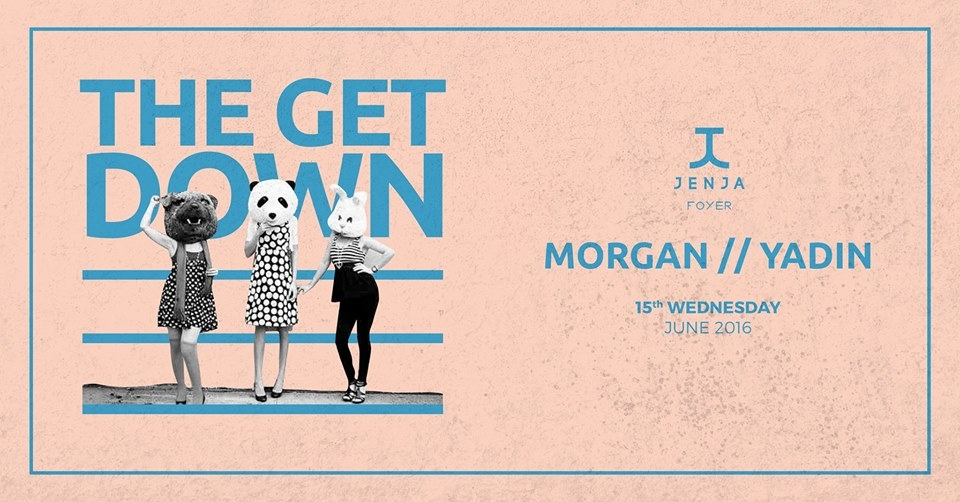 Jenja Foyer presents The get down