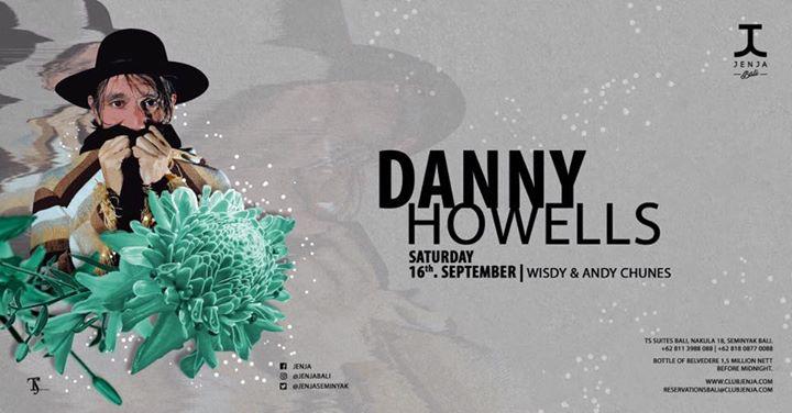 Jenja Weekenders X Danny Howells