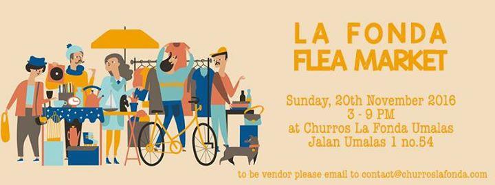 La Fonda Flea Market